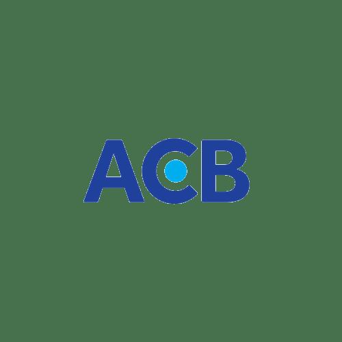 Logo ngân hàng ACB bank