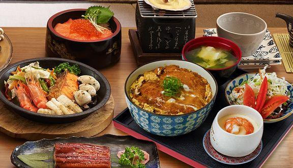 Đồ ăn Nhật tại Sushi Kei Bình Thạnh