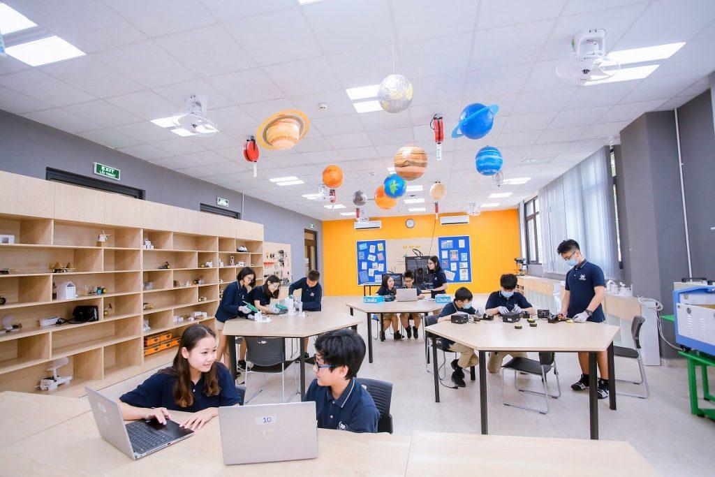 Phòng tự học Vinschool
