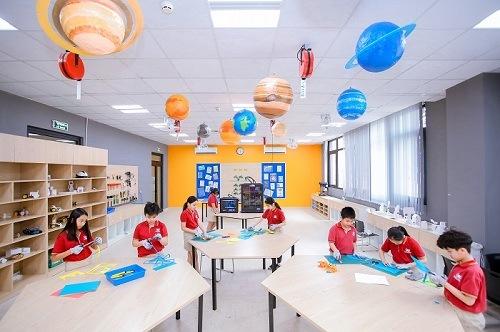Không gian sáng tạo Vinschool