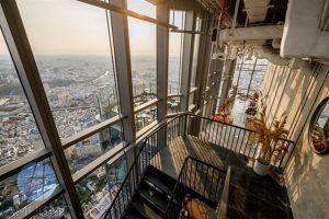 Ngắm view tuyệt đỉnh tại Blank Lounge Landmark 81