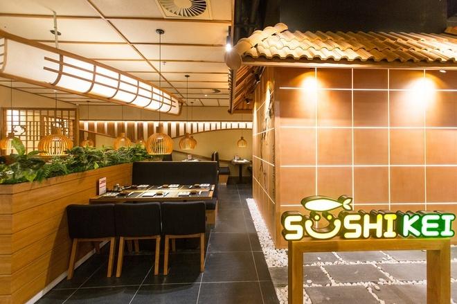 Nhà hàng Sushi Kei - Đồ ăn Nhật Bản