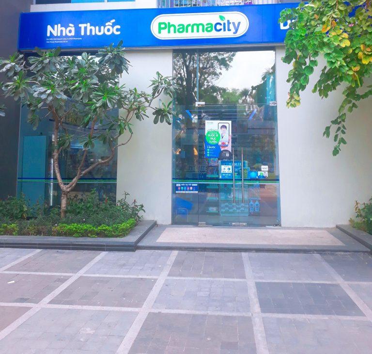 Nhà thuốc Pharmacity Landmark 2