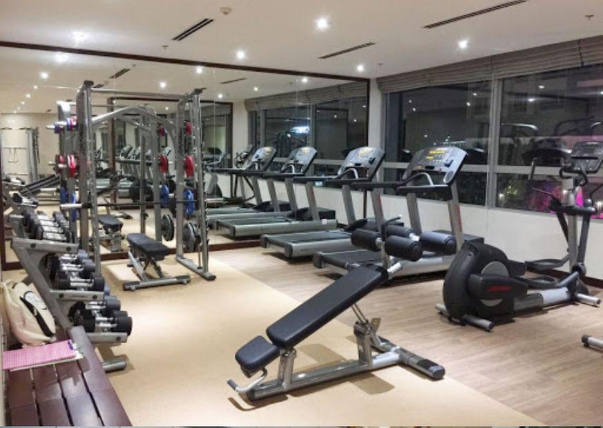 Phòng Gym miễn phí cho cư dân tại Vinhomes Central Park