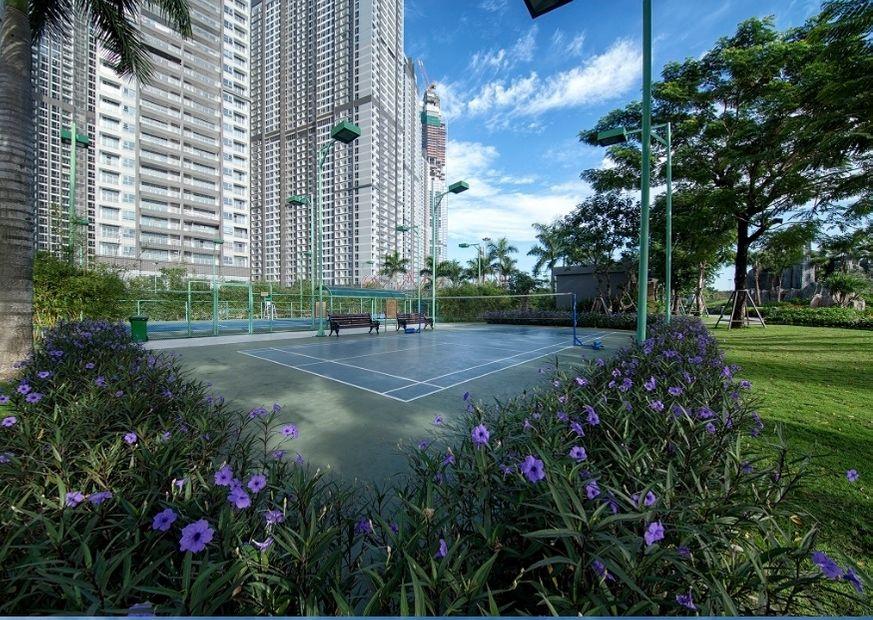 Khu thể thao phức hợp công viên Landmark 81 Vinhomes Central Park