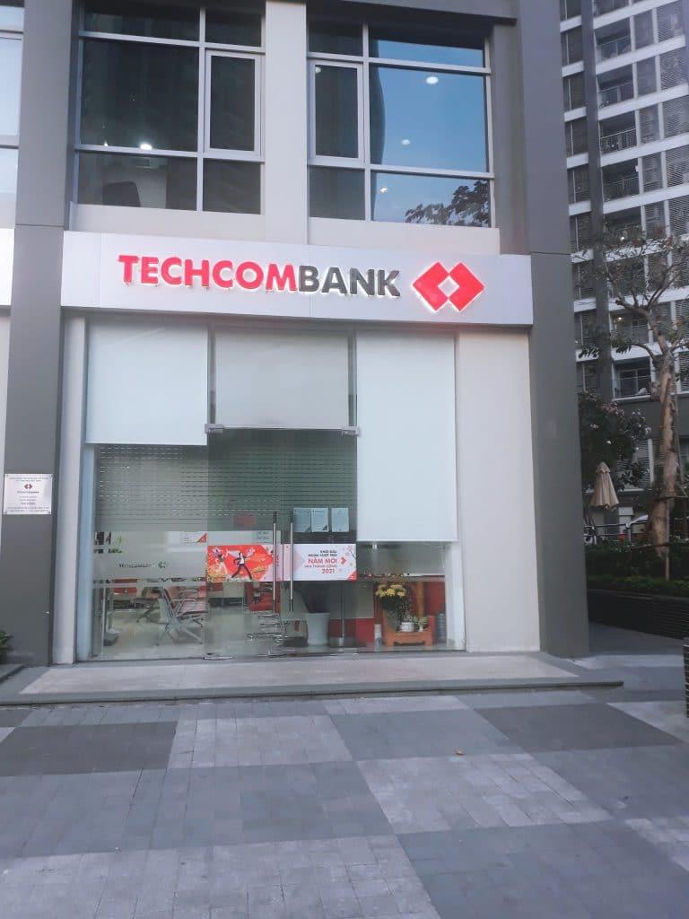 Techcombank Vinhomes Central Park