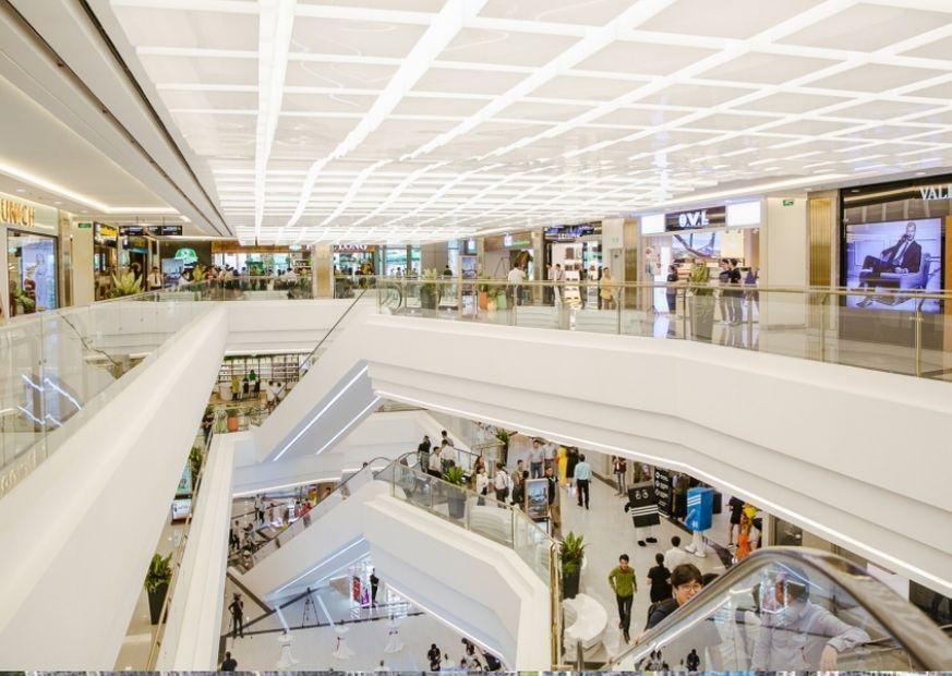 Trung tâm thương mại lớn