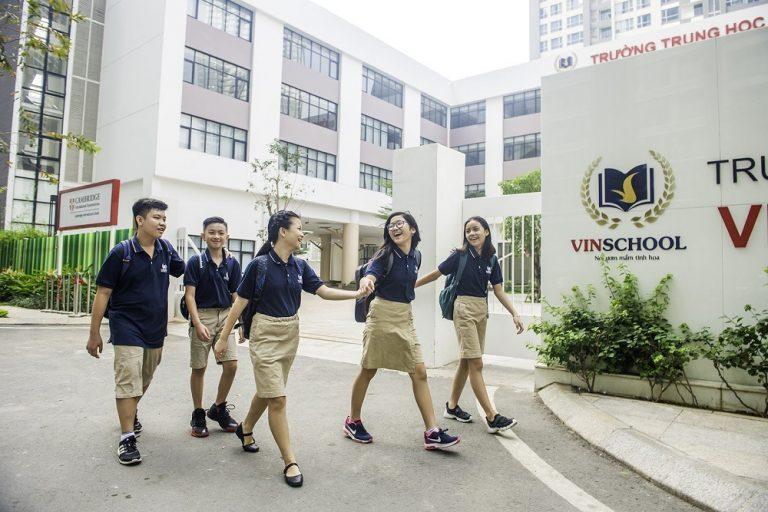 Trường trung học Vinschool