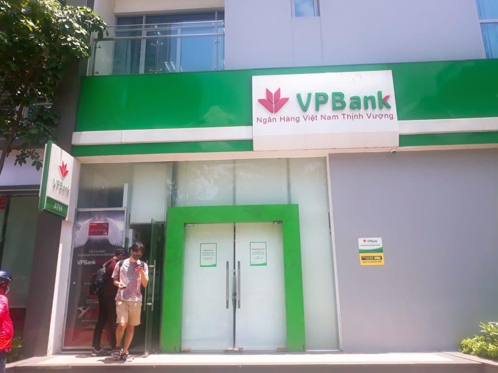 VP Bank Vinhomes Central Park