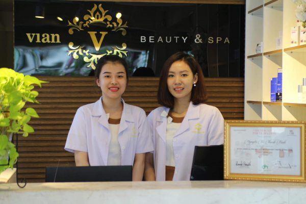 Vian beauty Vinhomes