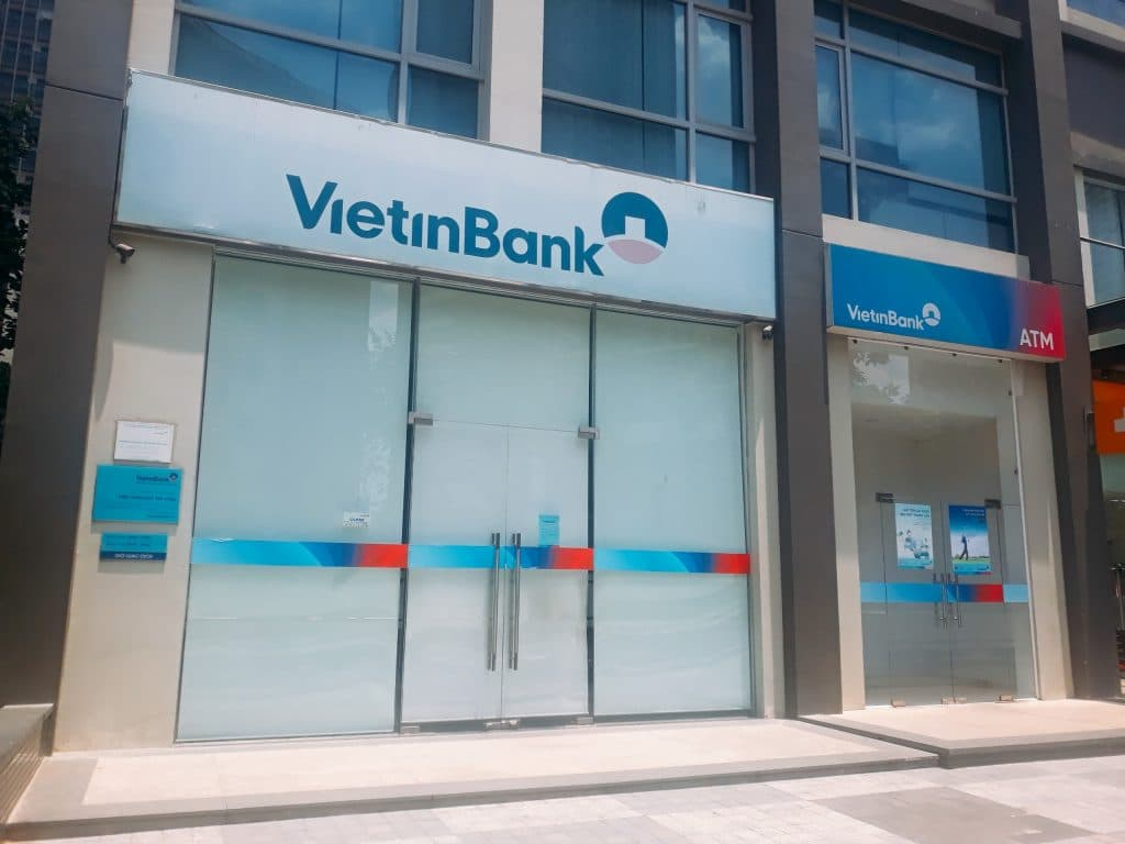 Vietinbank Vinhomes Central Park
