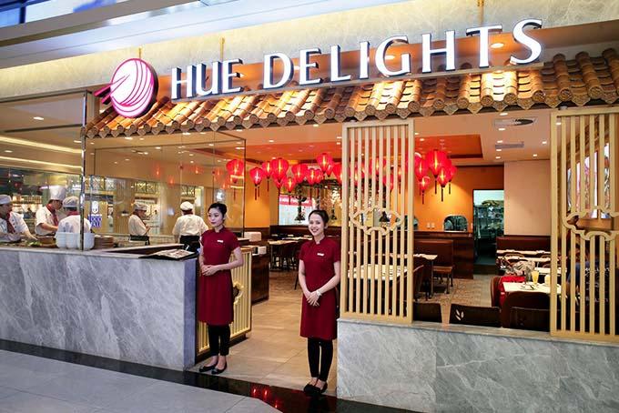 Nhà hàng Huế Delights Landmark 81