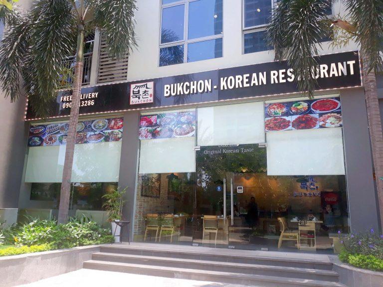 Bukchon - Korean restaurant Vinhomes