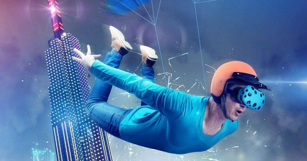 Khám phá VR game