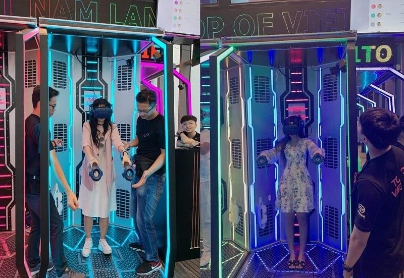 Trải nghiệm không gian thực tế ảo tại Skyview
