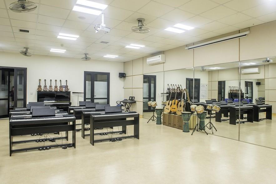 Phòng học nhạc Vinschool