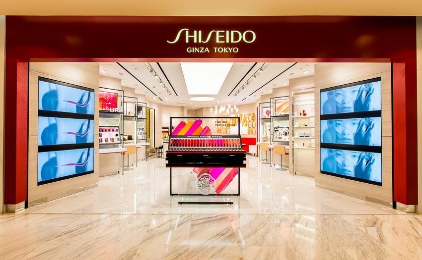 Shiseido Vincom Đồng KHởi