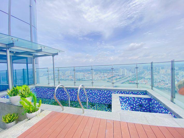 Căn hộ Sky VillaBảng giá mua bán và cho thuê Sky Villa - Penthouse Landmark 81