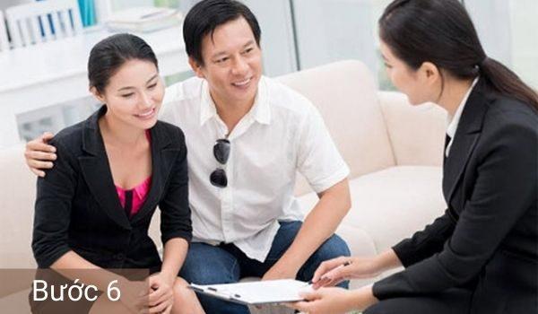 Tư vấn quy trình mua bán